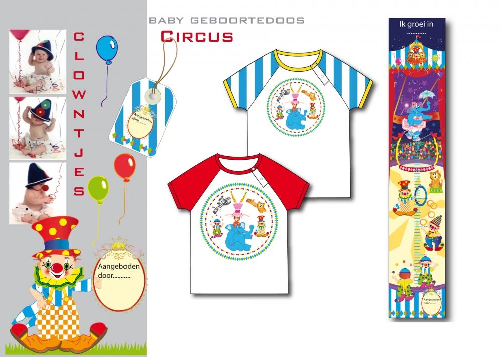Groeimeter Circus