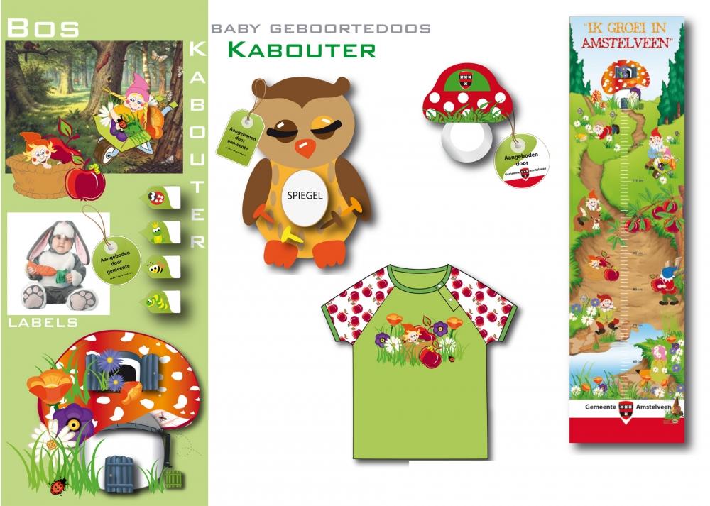 Groeimeter Kabouters