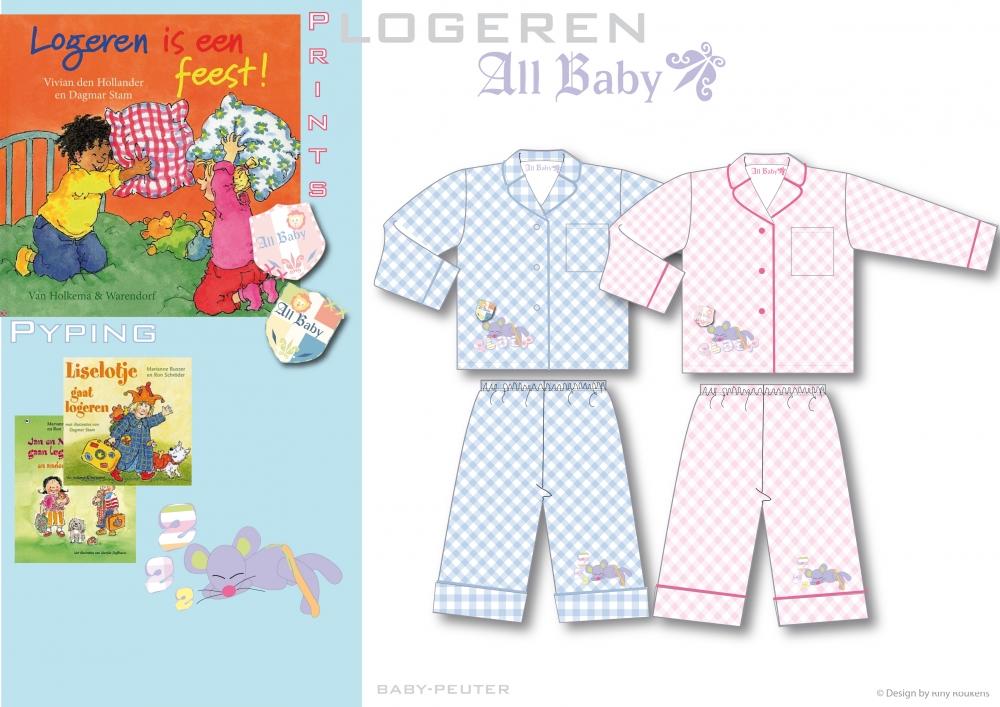 Loceren baby pyjama